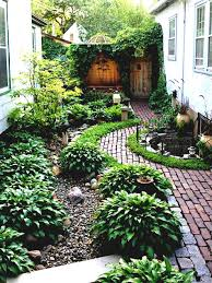 Landscaping Ideas Around Trees Pictures by Simple Landscaping Ideas Around House Garden And Patio Narrow Side