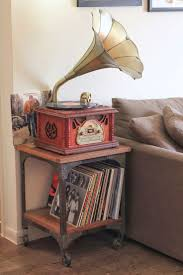 Record Player Cabinet Plans by Best 25 Record Player Table Ideas On Pinterest Record Table