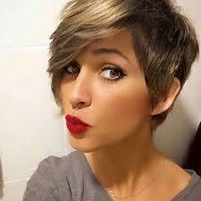 best highlights for pixie dark brown hair dark to light ombre pixie style that hair pinterest light
