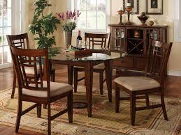 Glass Top Dining Room Set Kitchen Glass Round Kitchen Table And 52 Round Dining Table