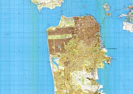 San Francisco City Map by Inside The Secret World Of Russia U0027s Cold War Mapmakers Wired