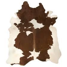 pouf en peau de vache peau de vache déco design 5 couleurs tapis pride by zoeppritz