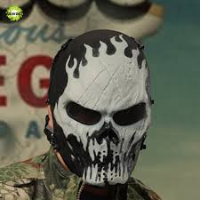 military discount halloween horror nights compare prices on camouflage paintball mask online shopping buy