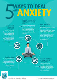 5 ways to deal with anxiety live love laugh foundation