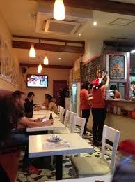 Pizza Restaurant Interior Design Ideas Small Nook Restaurant Picture Of The Pizza Peel Seoul Tripadvisor