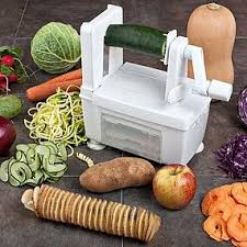 cuisine paderno amazon com paderno cuisine 4 blade folding vegetable slicer
