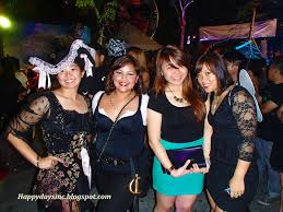 sugoi days skull island halloween party 2012 zouk kl