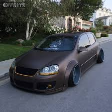 volkswagen hatchback custom 2007 volkswagen gti ssr air lift performance bagged