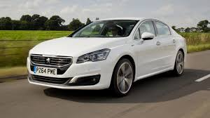 peugeot range 2016 2017 peugeot 508 saloon review top gear