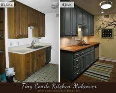 cheap kitchen makeover ideas before and after before and after 25 budget kitchen makeover ideas