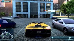 Lamborghini Aventador J Blue - need for speed most wanted lamborghini aventador j roar youtube