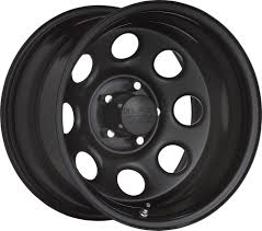 2000 jeep wrangler wheel bolt pattern black rock series 997 type 8 steel wheel in matte black for jeep