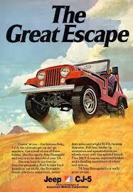 brown jeep cj7 renegade cj renegade spotters guide identify a jeep renegade jeepfan com