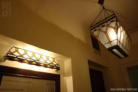 Interesting Lamps Lamps Stained Glass Bel Art