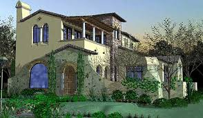 mediterranean home plans with courtyards mediterranean house plans e architectural design page 9