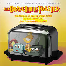 The Brave Little Toaster To The Rescue The Spy Next Door Original Motion Picture Score By David Newman