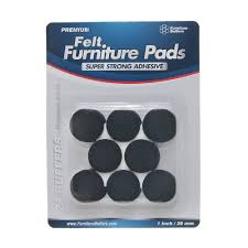Bottom Of Chair Protectors by Felt Furniture Pads To Protect Hardwood And Tile Floors From