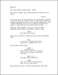 tv commercial script template format a new screenplay or spec script updated for 2014 hubpages
