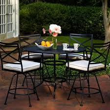 Green Wrought Iron Patio Furniture by Green Wrought Iron Patio Chairs Home Design Ideas