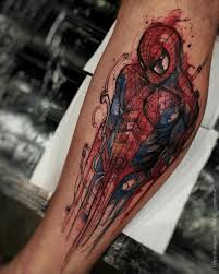 the 25 best spiderman tattoo ideas on pinterest marvel tattoos