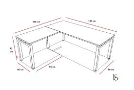 plan bureau d angle bureau d angle quadra mobel linea bureaux opératif mobel linea
