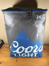 coors light xp codes coors light insulated beer backpack cooler bag 24 cans molson ebay