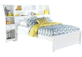 twin bed with bookcase headboard and storage u2013 ellenberkovitch co