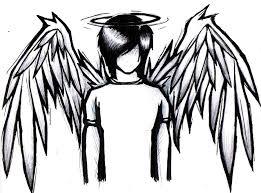 gallery drawings of boy angels drawing art gallery