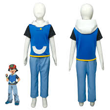 compare prices on ash ketchum costume for kids online shopping