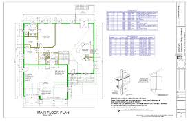 one floor contemporary 4 room house plans home decor waplag modern