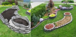 come creare un giardino fai da te come fare aiuole in giardino du07 pineglen