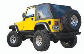 07 jeep wrangler top top frameless kit sailcloth rage 109835 fits 07 16 jeep