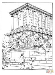 sightseeing coloring pages free coloring pages