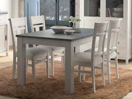 White Wooden Dining Table And Chairs Gorgeous Grupo Seys Modern Solid Wood Dining Table Made In Spain