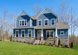 Houses With In Law Suite Meadowville Landing Estates Hhhunt Homes In Chester Virginia