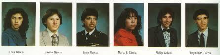 mcallen memorial high school yearbook index of 1983 seniors from mcallen memorial high school