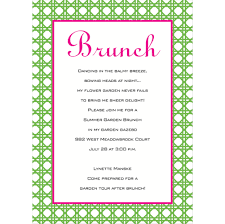 brunch invitations simply brunch invitations by bonnie co invitation box