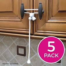 baby locks for cabinet doors the 10 best cabinet locks for babyproofing your home 2018 reviews