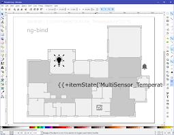 floorplan design design your svg floorplan or dashboard for habpanel with inkscape