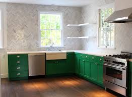 emerald green subway tile kitchen backsplash outlet idolza
