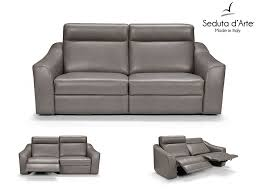 Recliner Sofa Uk Recliner Sofa By Seduta D Arte Italy Regarding Contemporary