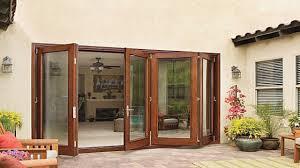 Collapsible Patio Doors by Andersen Folding Patio Doors Cost 256