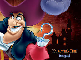 disney halloween background images halloween time at disneyland resort u2013 captain hook disney parks blog