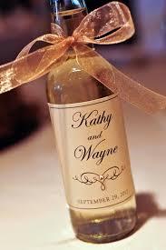 wine bottle wedding favors mini wine bottle labels wedding posted by kindly r s v p