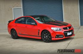 opel commodore v8 2015 holden vf commodore ss craig lowndes edition review video