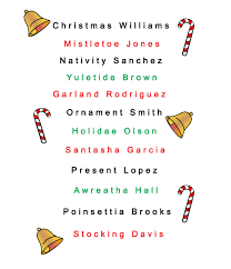 ghetto baby names holiday edition youstolemyblogname