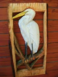 carved wood framed wall 26 best arts bird chainsaw carvings images on