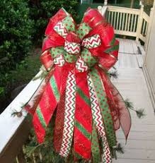 White Bows For Tree Decorating Proper Way To Decorate A Tree How To Make A