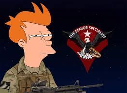 Blank Fry Meme - military fry blank template imgflip