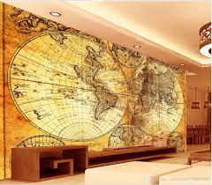Wall Murals 3d European World Map Tv Wall Mural 3d Wallpaper 3d Wall Papers For